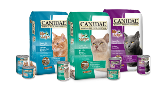 Chicken Meal & Rice Dry Cat Food
