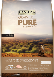 Grain Free Pure Elements Dry Cat Food