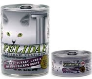 Felidae Platinum Canned (for Seniors & Over Weight Cats)