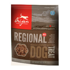 Regional Red Dog Treat