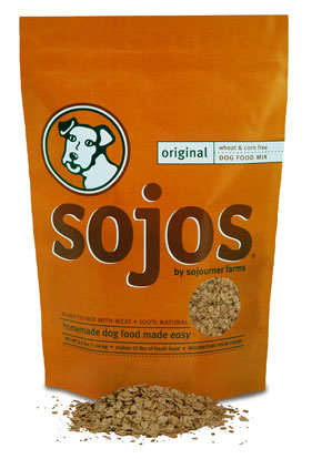 Sojos Original Dog Food Mix