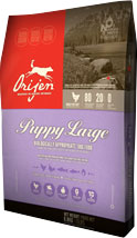 Large Breed (Whole Prey) Puppy Food