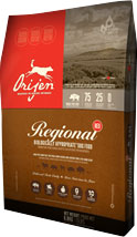Regional Red (Whole Prey) Dog Food