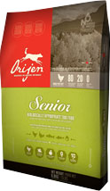 Orijen (Whole Prey) Senior Dog Food
